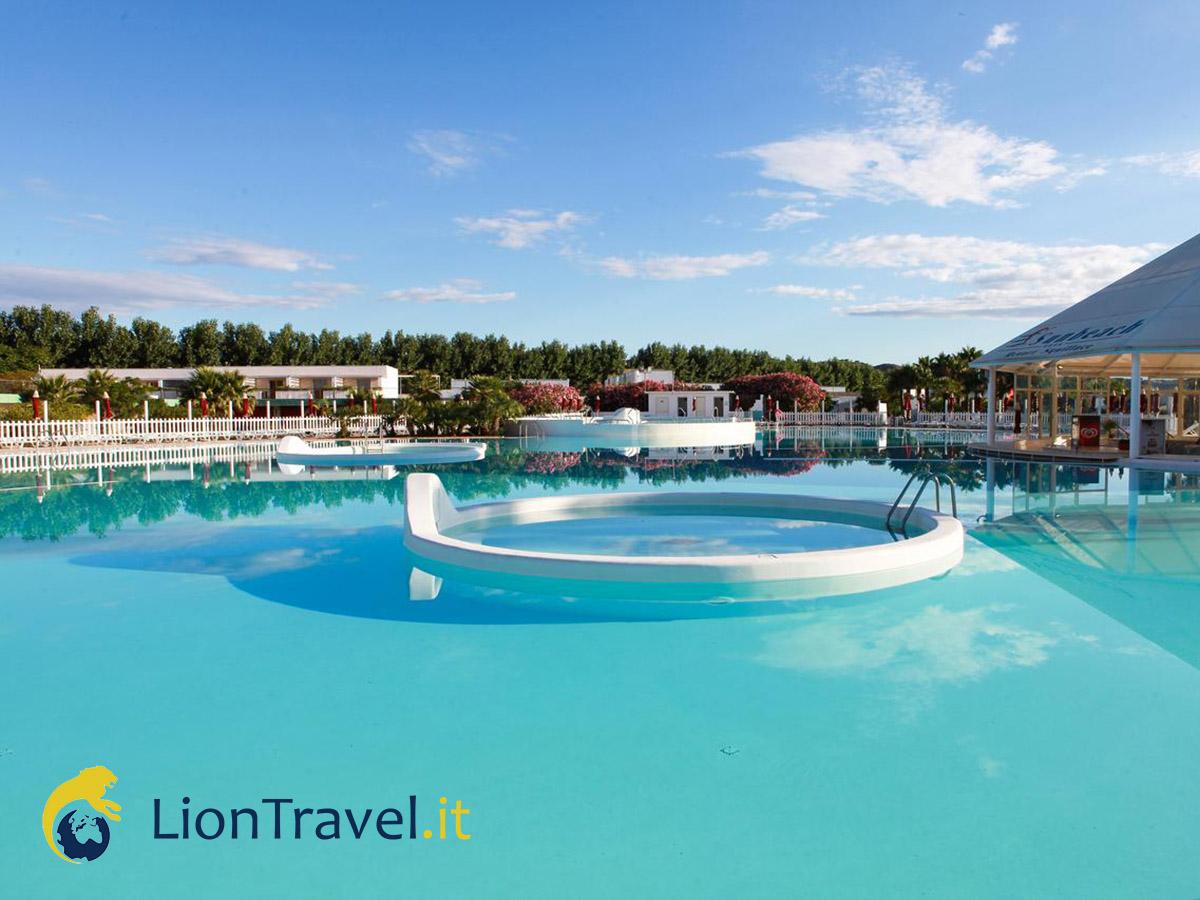 Calabria - Club Esse Sunbeach Resort