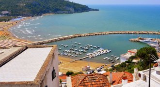 Puglia - Gusmay Beach Resort - Hotel Cala del Turco
