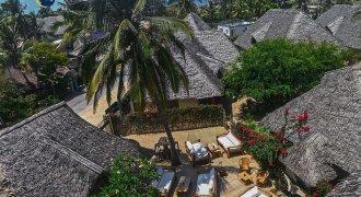 Kenya - Mawimbi Lodge