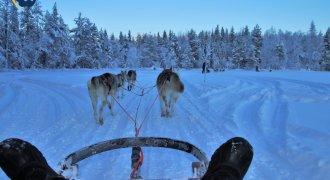 Rovaniemi e il villaggio di Babbo Natale