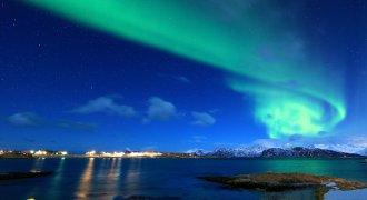 Tromsø - A tutta aurora - Capodanno