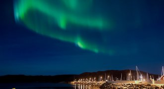 Tromsø - A tutta aurora - 6 Febbraio