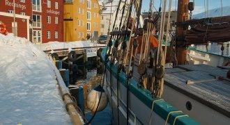 Tromsø - A tutta aurora - Marzo