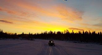 Lofoten Narvik Kiruna e Luleå