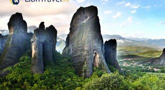Tour Grecia Classica e Meteore - Domenica