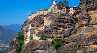 Tour Grecia Classica e Meteore - Martedì