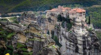 Gran Tour della Grecia Classica e Meteore - Sabato