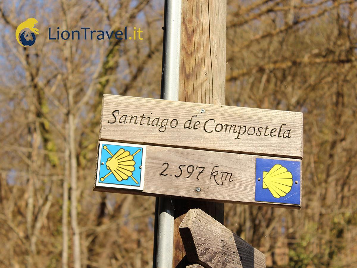 Cammino di Santiago - Autunno